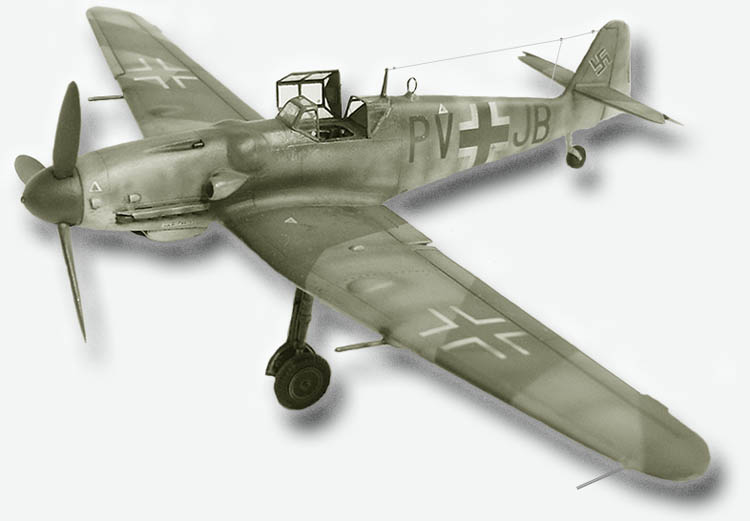Bf.109H