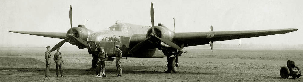 Armstrong Whitworth A.W.41 Albemarle
